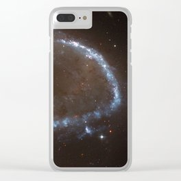 Ring Galaxy AM 0644-741 Clear iPhone Case