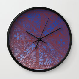 Trip to Morocco, direct to Marrakesh Wall Clock