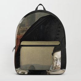 Philip II of Spain in Barcelona Backpack