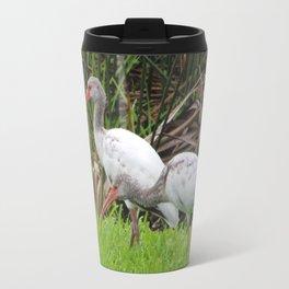 Ibis Birds Travel Mug