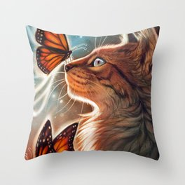 Wanderer Throw Pillow