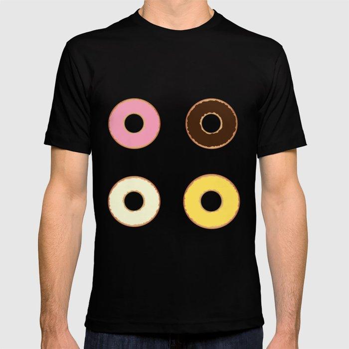 Four Doughnuts T-shirt