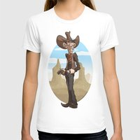 cowboy T-shirts featuring Cowboy by KevToon