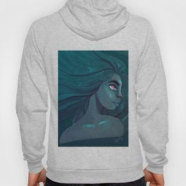 Blue is the warmest colour Hoody