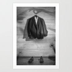 Bad memories / Malos recuerdos Art Print