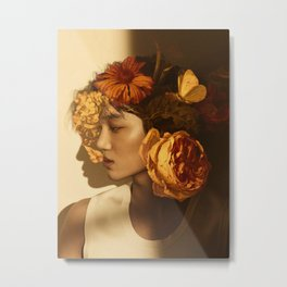 Secret Garden | Kai Metal Print