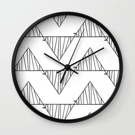Labyrint Wall Clock