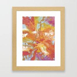 Ocaso Framed Art Print