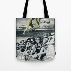 Witchery Mocks with Flight Tote Bag