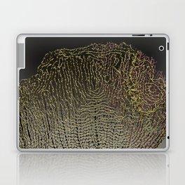 Purple Sea Fan II Laptop & iPad Skin