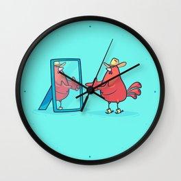 Gemini (Zodiac set) Wall Clock