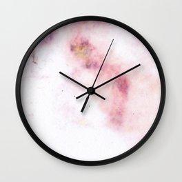 Print F Wall Clock