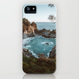 Mcway Falls iPhone Case