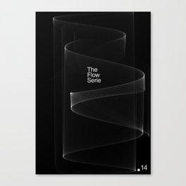 The Flow Series #14 Canvas Print