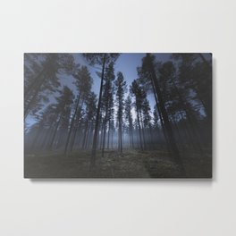 I still can hear you breathe Metal Print