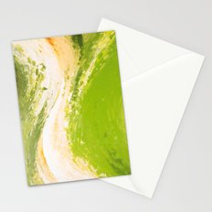 Abstract painting II Stationery Cards
