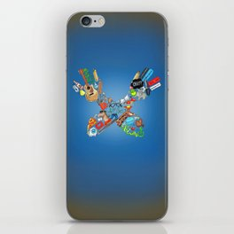 Don't Forget (Traditional) iPhone Skin