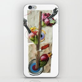 Genetically modified | Collage iPhone Skin