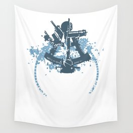 Sextant Wall Tapestry