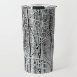 Winter gris Travel Mug