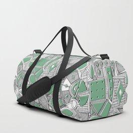 RAZZ BW LEAF Duffle Bag