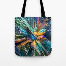Deep City Tote Bag