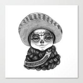 Zapatista Canvas Print