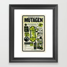 Quantities Limited! Framed Art Print