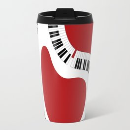 Piano Travel Mug