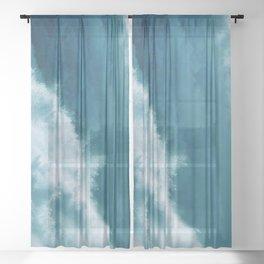 Falling For You Sheer Curtain