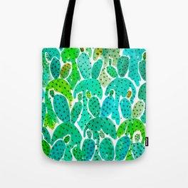 Cactus Practice Tote Bag