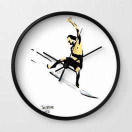CameraMan Vic Wall Clock