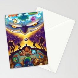 Legend of Zelda: Majora's Mask Stationery Cards