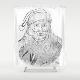 Hidalhohohoho Shower Curtain