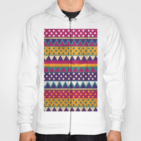 Mexican Pattern Hoody