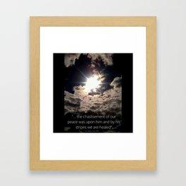Zolga Love Energy Framed Art Print