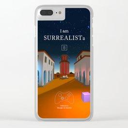 SURREALISTa Clear iPhone Case