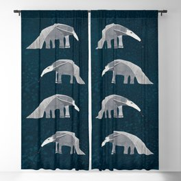 Giant Anteater Blackout Curtain