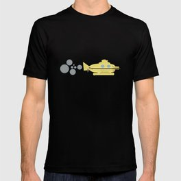 The Life Aquatic with Steve Zissou: Deep Search Poster T-shirt