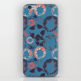 Blue Hawaii iPhone Skin