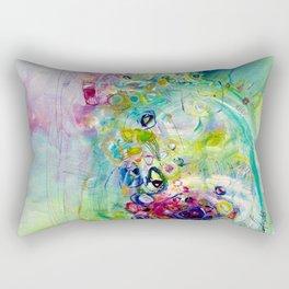 Invited To The Klimt's Rectangular Pillow
