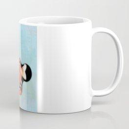 Girl with Snail Coffee Mug