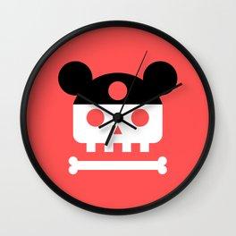 Quickie Mickey Wall Clock