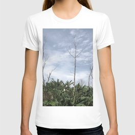 sunny day tropical T-shirt