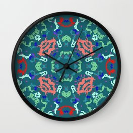 CA Fantasy #28 Wall Clock