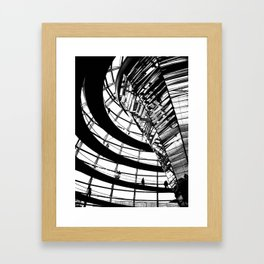 Berlin & Beyond Framed Art Print