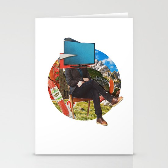 Surreala Alpina 30 Stationery Cards