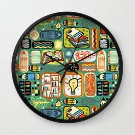 Reading and Writing Wall Clock