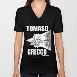 Tomaso Unisex V-Neck