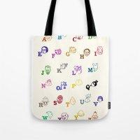 ABComics Tote Bag